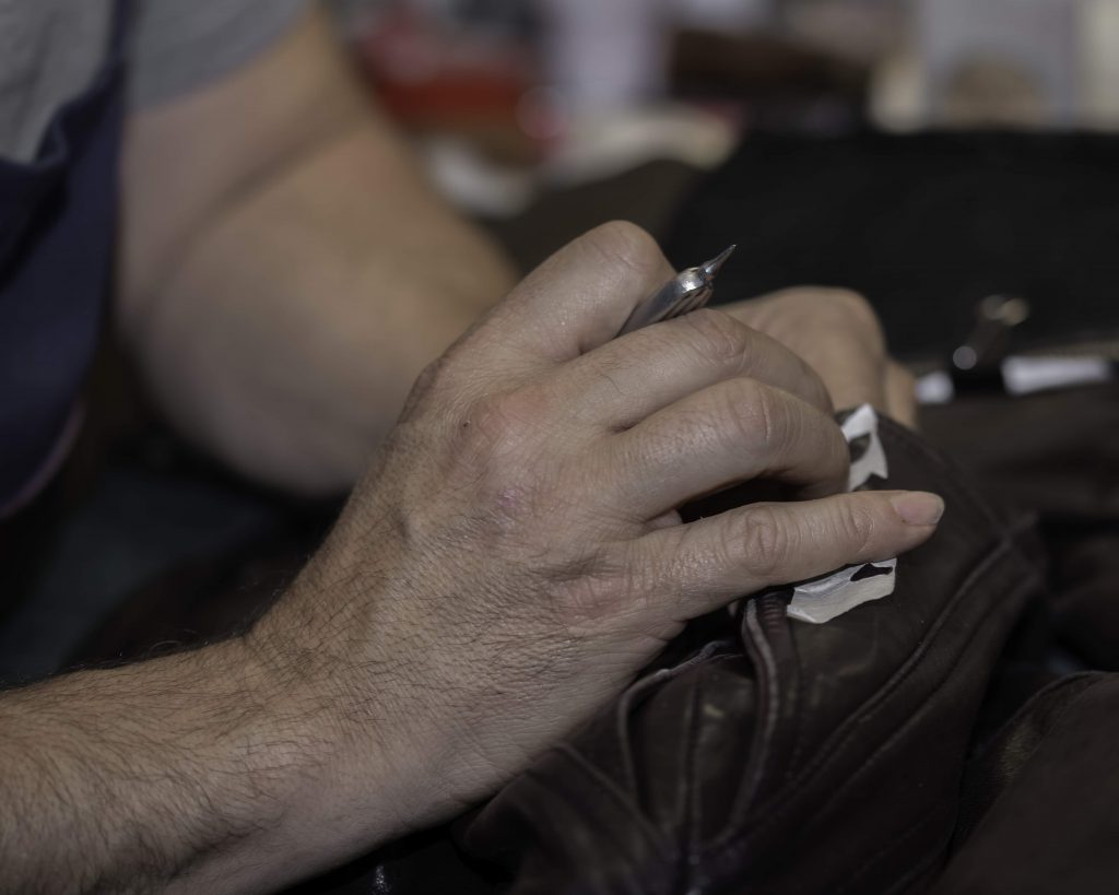 La Scarpa créations cuir