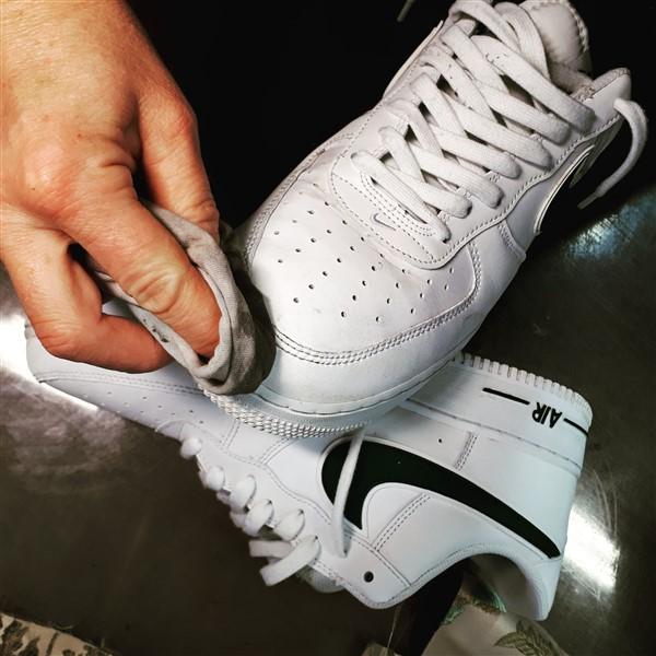 entretien chaussure cuir lisse