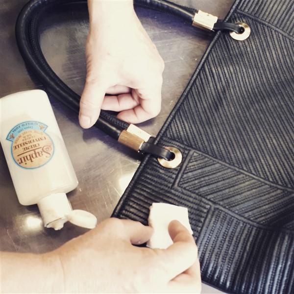 entretien sac cuir